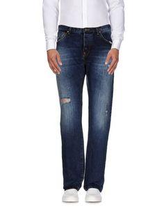 Джинсовые брюки Memorys LTD