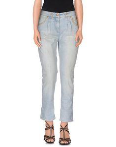 Джинсовые брюки-капри VDP Collection