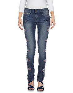 Джинсовые брюки Rockstar