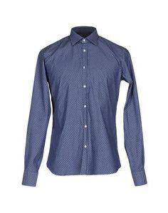 Джинсовая рубашка MU