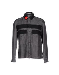 Джинсовая рубашка Andrea Pompilio