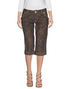 Джинсовые брюки-капри TOY G.