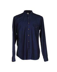 Джинсовая рубашка Covert