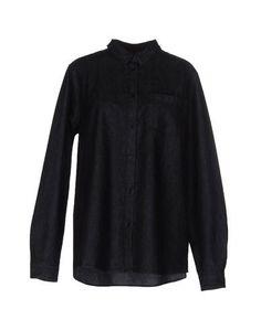 Джинсовая рубашка Luks