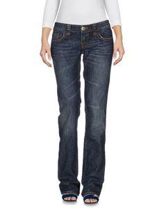 Джинсовые брюки Jeans Paul Gaultier