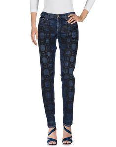 Джинсовые брюки Current/Elliot + Marni