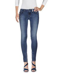 Джинсовые брюки James Goldstein