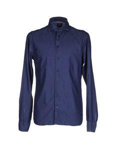 Джинсовая рубашка Vapoforno Milano