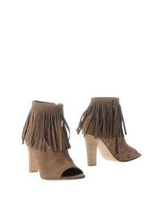 Полусапоги и высокие ботинки Brera