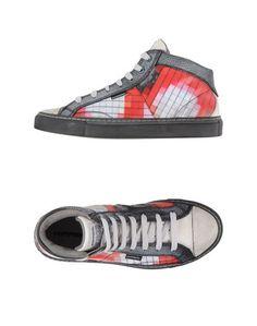Высокие кеды и кроссовки Miareal