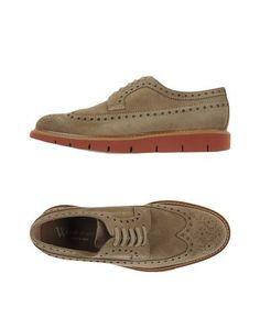 Обувь на шнурках Wood Stone