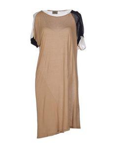 Короткое платье Jersey Costume National