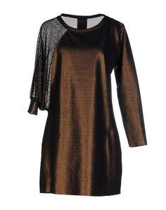 Короткое платье Luxury Fashion