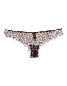 Трусы-стринги Just Cavalli Underwear