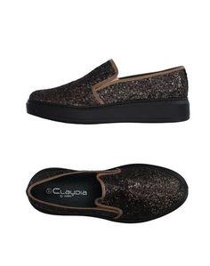 Низкие кеды и кроссовки Claudia BY Isaberi