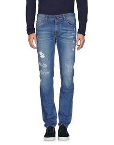 Джинсовые брюки Orleani