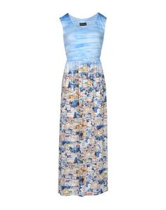 Длинное платье DoisÈ
