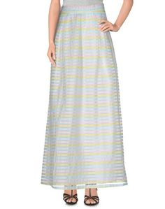 Длинная юбка LA Camicia Bianca