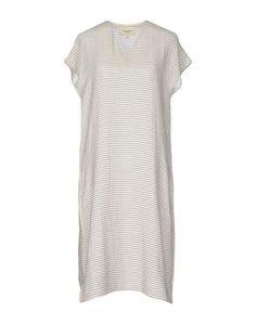 Платье до колена Nanushka