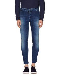 Джинсовые брюки P. Langella