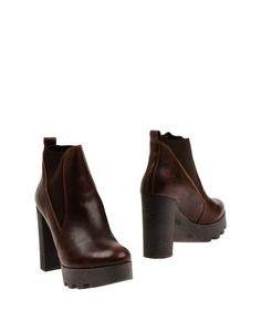 Полусапоги и высокие ботинки Claudia BY Isaberi