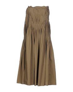 Платье до колена Hache