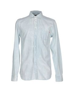 Джинсовая рубашка Obey