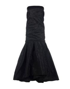 Длинное платье Donna Karan