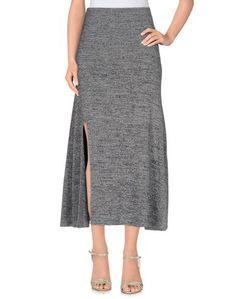 Длинная юбка Nanushka