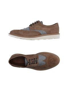 Обувь на шнурках Eleventy