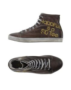 Высокие кеды и кроссовки Happiness