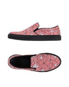 Низкие кеды и кроссовки Giamba