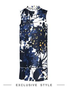 Короткое платье Marni