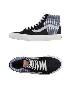 Высокие кеды и кроссовки Vans California