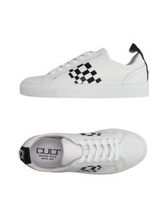 Низкие кеды и кроссовки Cult