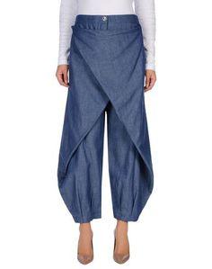 Джинсовые брюки Oblique Creations