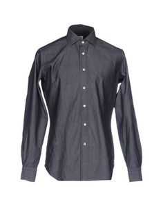 Джинсовая рубашка MCR
