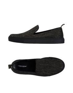 Низкие кеды и кроссовки Messagerie
