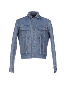 Джинсовая верхняя одежда Calvin Klein Collection