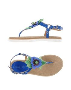 Вьетнамки Coral Blue