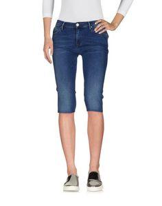 Джинсовые брюки-капри 0/Zero Construction