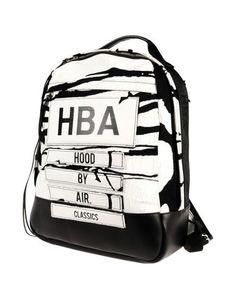 Рюкзаки и сумки на пояс HBA Hood BY AIR