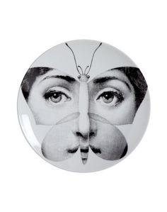 Декоративная тарелка Fornasetti