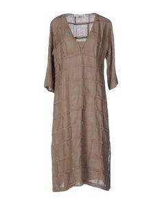 Платье длиной 3/4 LA Fabbrica del Lino