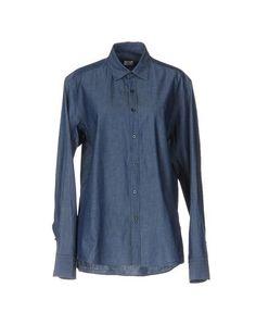 Джинсовая рубашка A.Di Capua