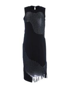 Платье длиной 3/4 Noir KEI Ninomiya