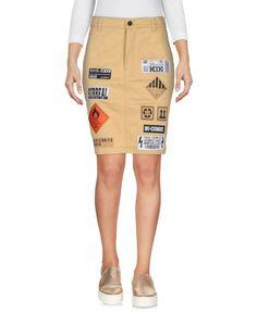 Джинсовая юбка KTZ