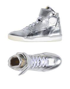 Высокие кеды и кроссовки McQ Puma