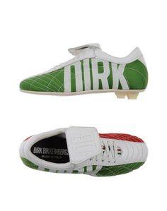 Низкие кеды и кроссовки Dirk Bikkembergs