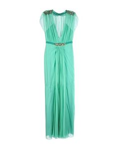 Длинное платье Jenny Packham